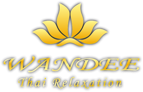 WANDEE Thai Relaxation | ワンディー ロゴ